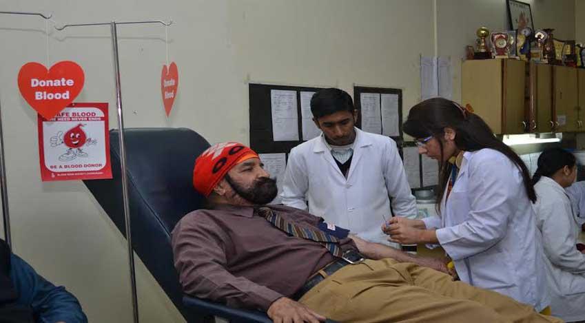 193rd donation by Charanjit Singh