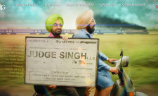 Judge Singh LLB Movie Ravinder Grewal