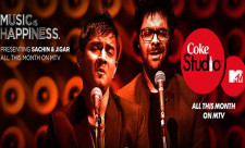 Sachin- Jigar Coke Studio