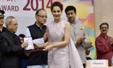Kangana Ranaut Best Actress Award