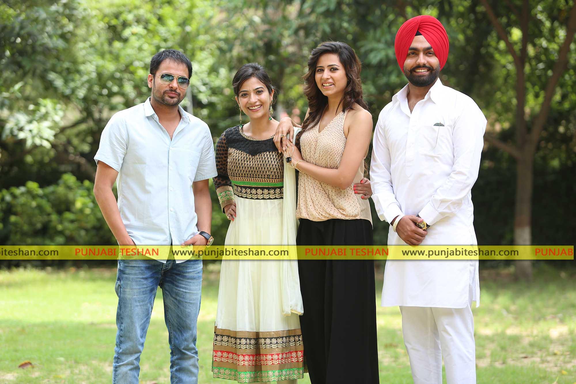 Angrej Punjabi Movie Amrinder Gill Ammy Virk Aditi Sharma Sargun Mehta