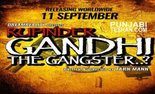 Rupinder Gandhi the Gangste Teaserr
