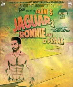 Jaguar 2 Ronnie