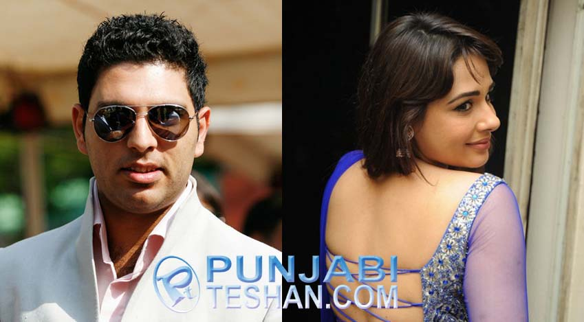 Yuvraj Singh Is Dating Punjabi Actress Mandy Takhar