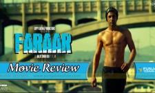 Movie Review Faraar