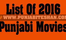 2016 Punjabi Movie List