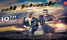 All Black Sukh-E Muzical Doctorz Raftaar