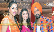 Kaptaan Punjabi Movie Gippy Grewal Karishma Kotak and Monica Gill