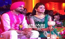 Harbhajan Singh's and Geeta Basra, Sangeet ceremony, pics  2