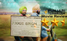 Judge Singh LLB Movie Review