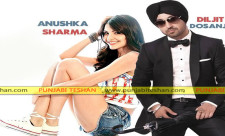 anushka sharma Diljit Dosanjh Punjabi Movie