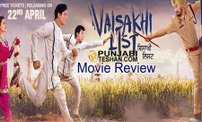 Vaisakhi List Movie Review