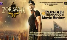 Zorawar Punjabi Movie Review