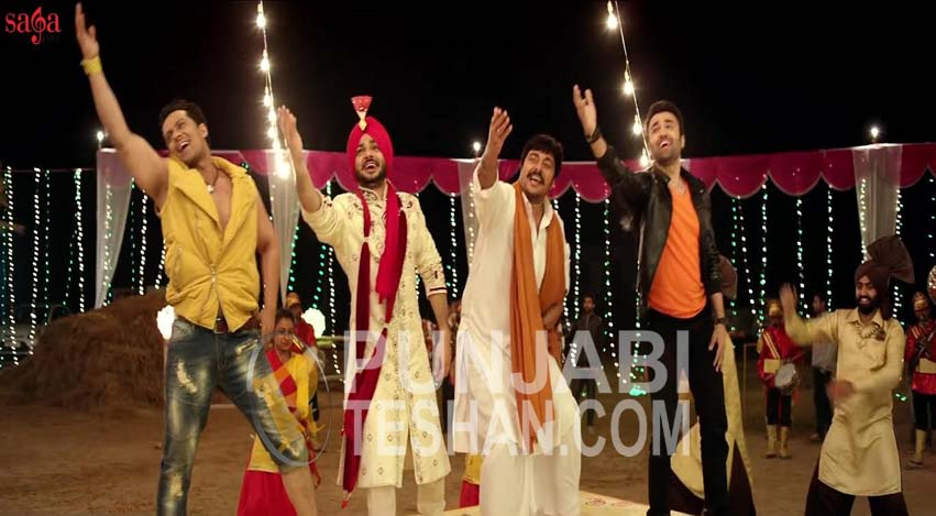 FIRST EVER SONG OF THE PUNJABI FILM INDUSTRY THAT HAS BEEN SHOT IN ONE TAKE – Wah Oye Rabba