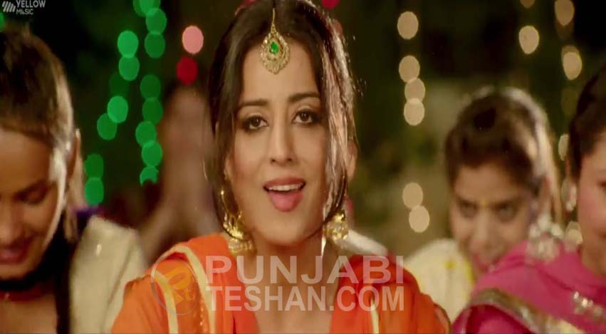 'Chandre Di Nazar Buri' released from 'Aatishbaazi Ishq'