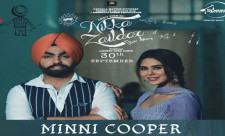 Minni Cooper Ammy Virk Song