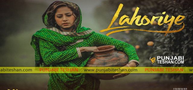 Lahoriye | Shoot Stills | Pictures | Images | Pics | Amrinder Gill | Sargun Mehta