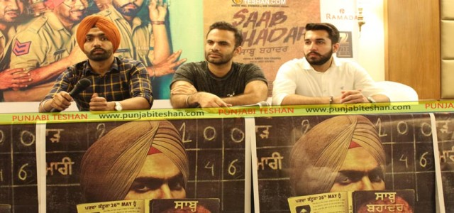 'Saab Bahadar' will take you on a Rollercoaster ride of Mystery