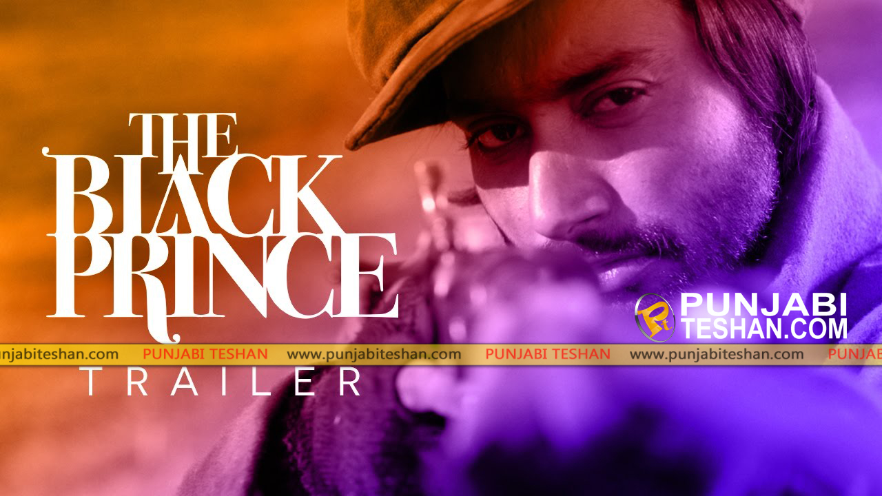 The Black Prince Trailer